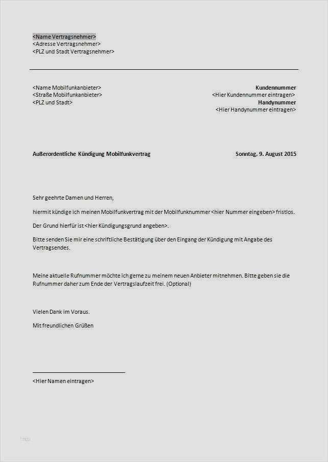 Vorlage kündigung mitgliedschaft todesfall