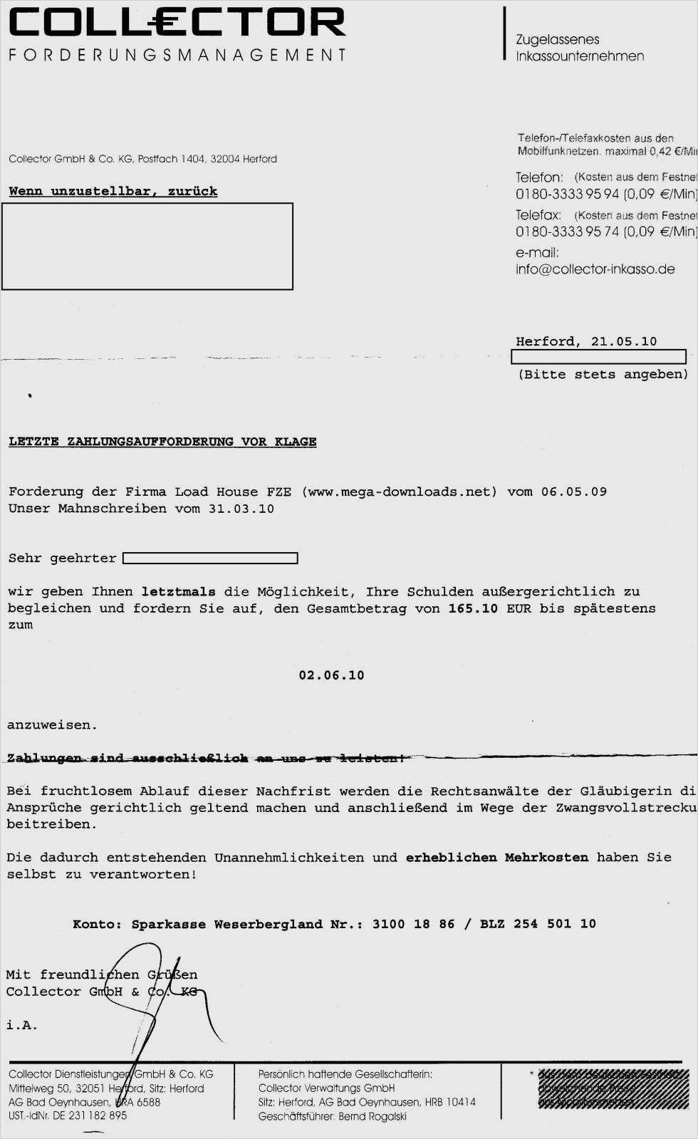 Mahnung Vorlage Schweiz Kostenlose Word Vorlagen Vorla Ch 0