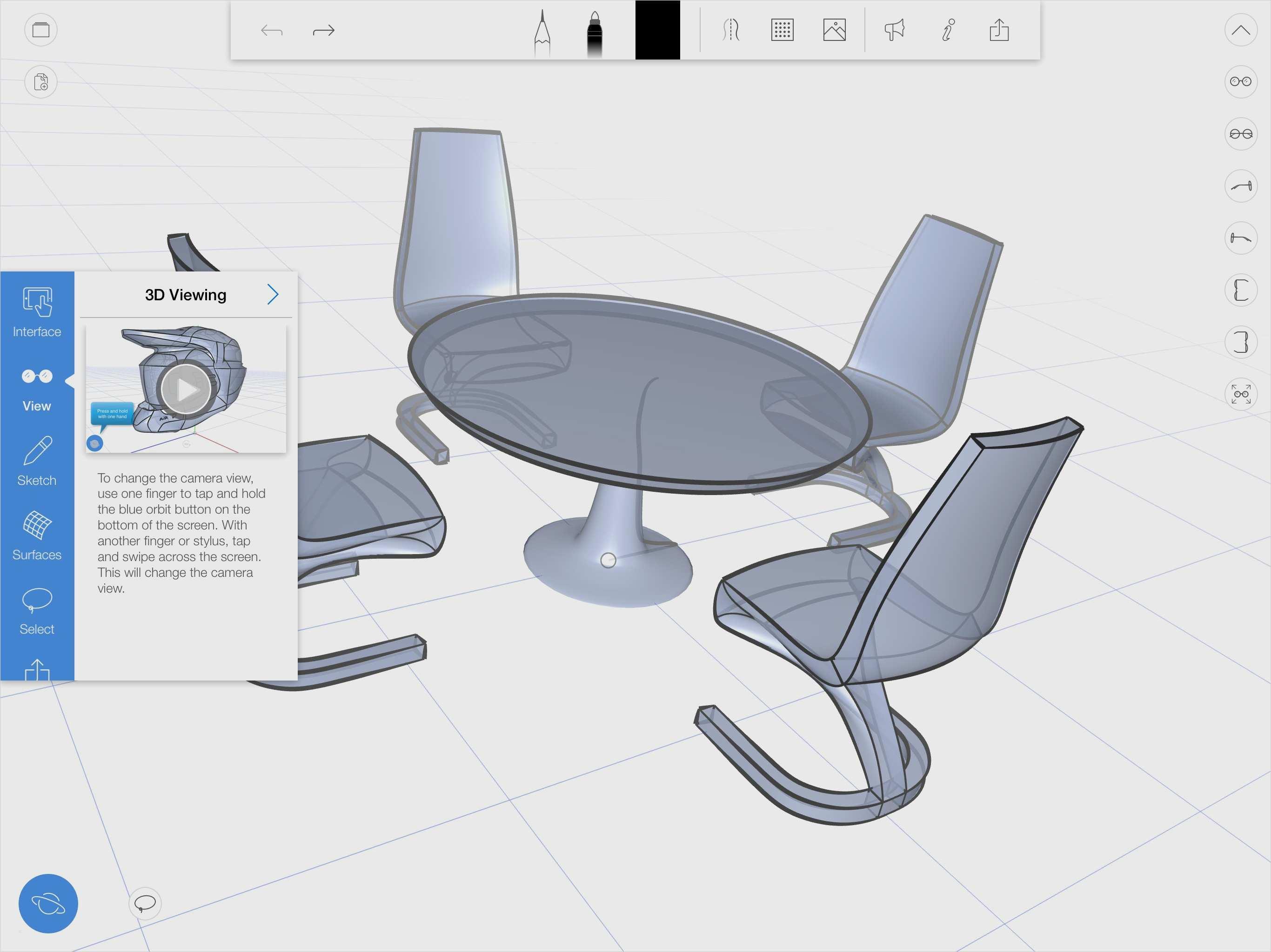 3d Zeichnen Vorlagen Gut Umake Ipad App Download Chip