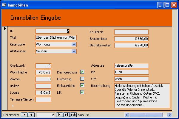Datenbanken Mit Microsoft Access Lernen 12