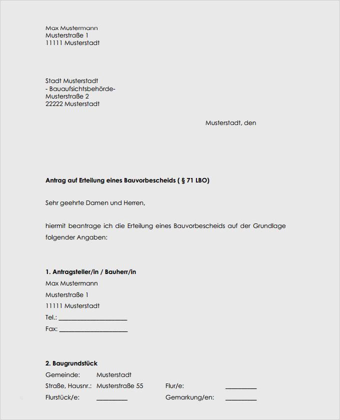 Antrag Ratenzahlung Erbschaftssteuer Muster Zum Download 15