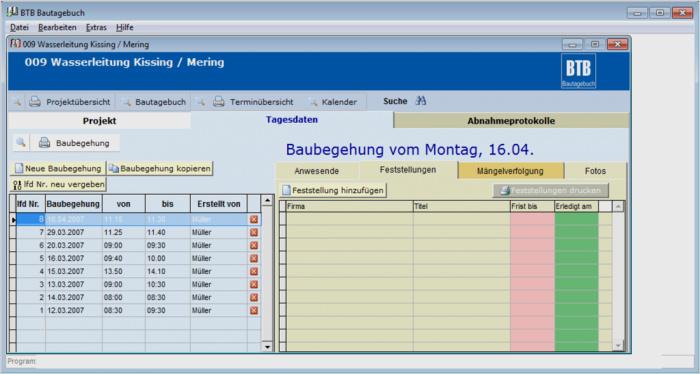 Bautagebuch Kostenlos Vorlage Schön Btb Bautagebuch Download