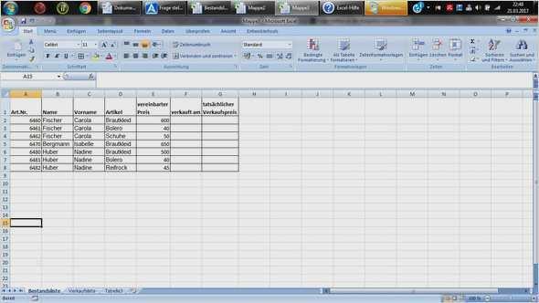 20 Einzigartig Bestandsliste Excel Vorlage 15