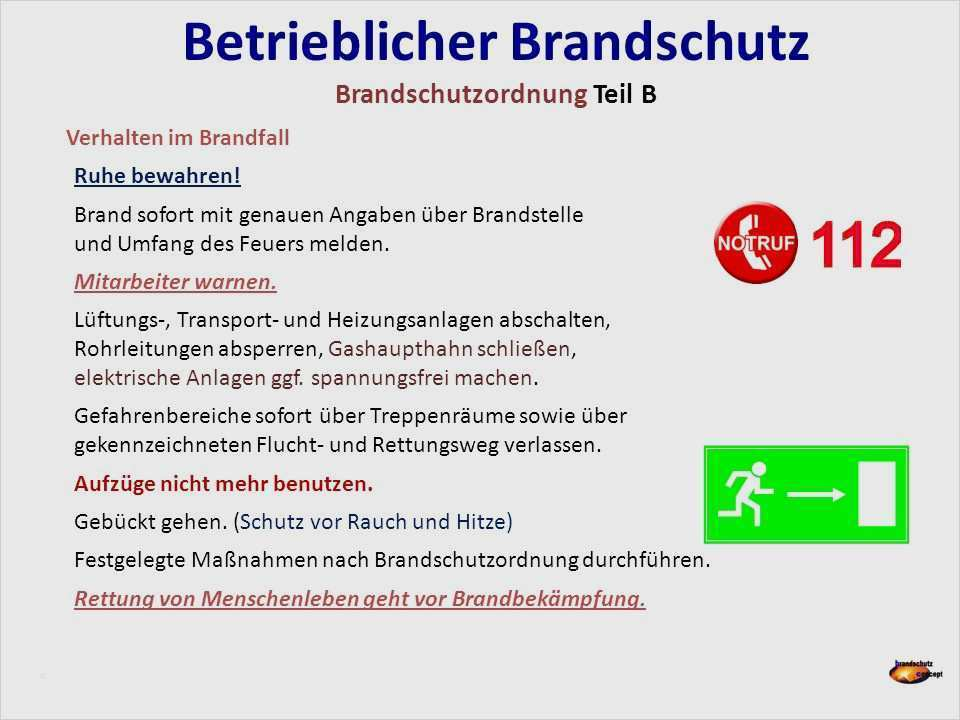 Brandschutzordnung Teil B Vorlage Word Inspiration Gleich Geht Es Los…… Ppt Video Online ...