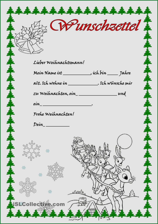 Post Brief Vom Weihnachtsmann Chalkboard 8