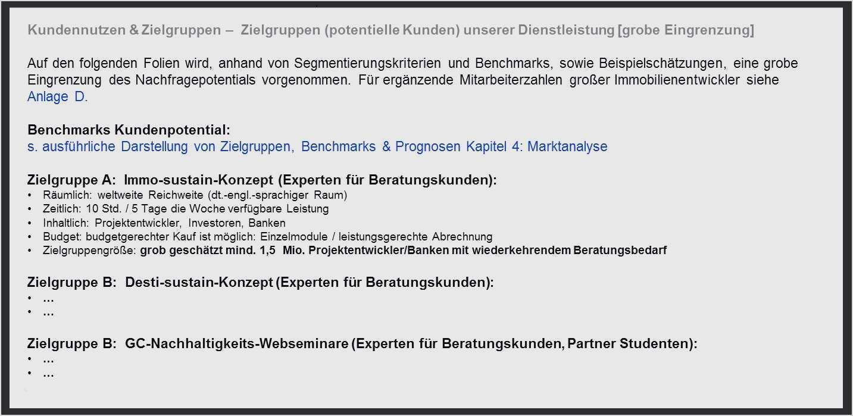 Businessplan Muster Pdf Businessplan Vorlage 9