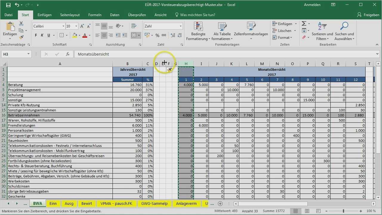 20 Einzigartig Bestandsliste Excel Vorlage 8 9