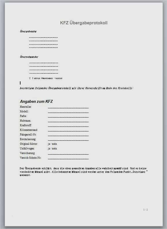C Date KГјndigen Fax