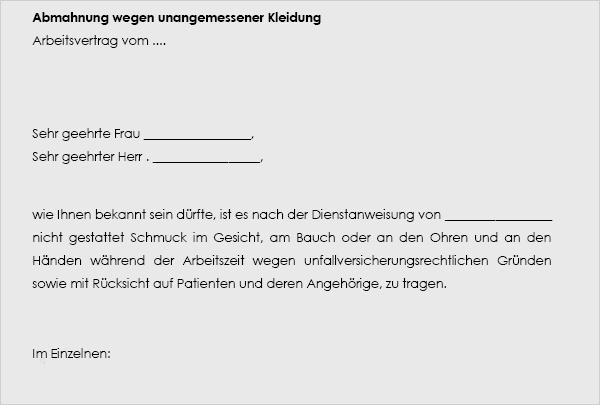 Dienstanweisung Betriebsordnung 4