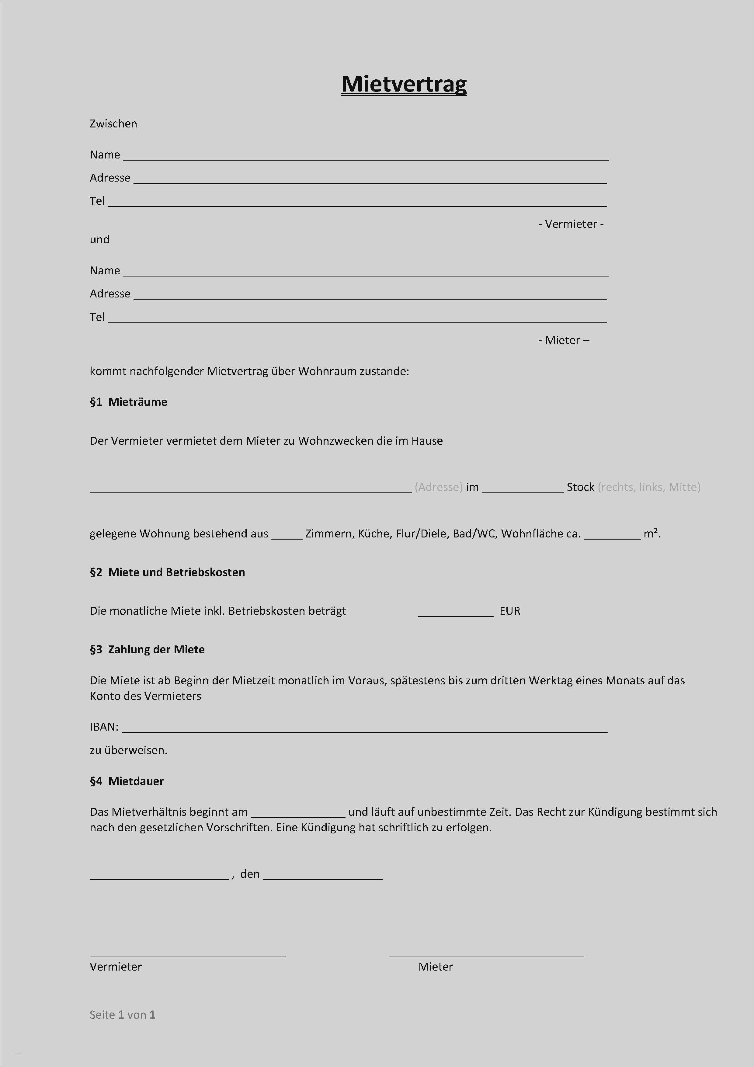 Mietvertrag Lagerhalle Smartlaw