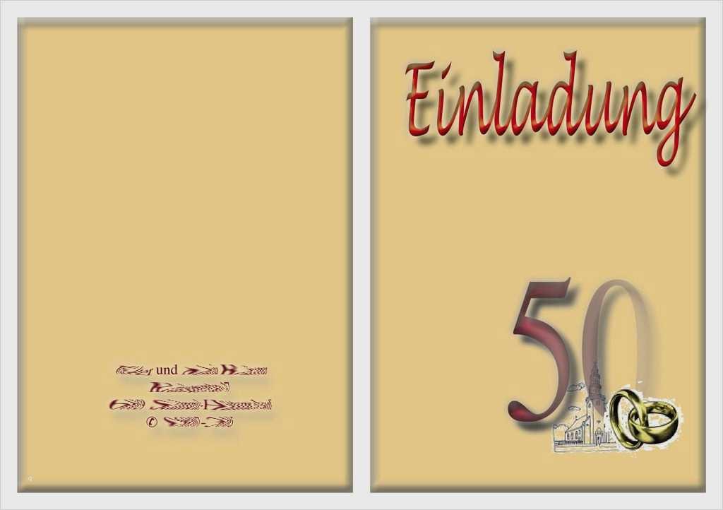 einladung 50 geburtstag vorlage