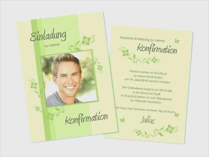 einladungskarten firmung vorlagen gratis schön einladung