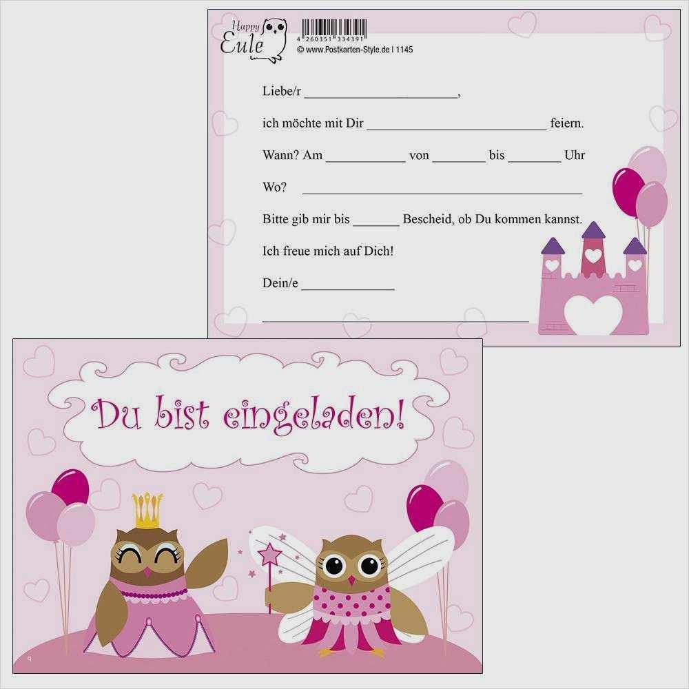 einladungskarten kindergeburtstag vorlagen cool
