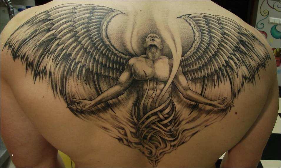 Engel Tattoo Vorlage Elegant Tattoo Engel - Motive Und