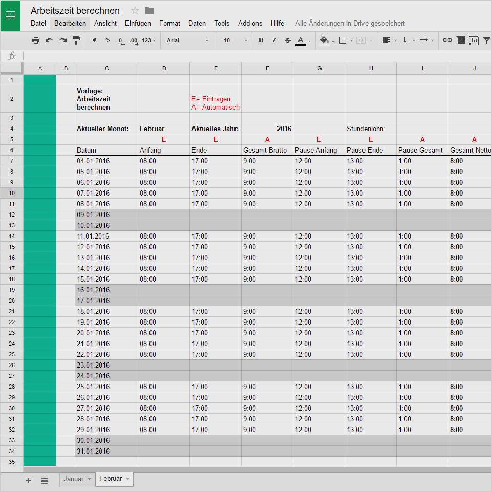 Best Of Excel Arbeitszeiterfassung Vorlage Jene Können ...