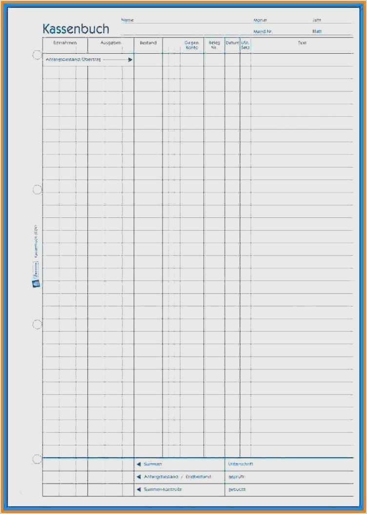 Excel Kassenbuch Zum Download Updated Fur 2020 Excelnova