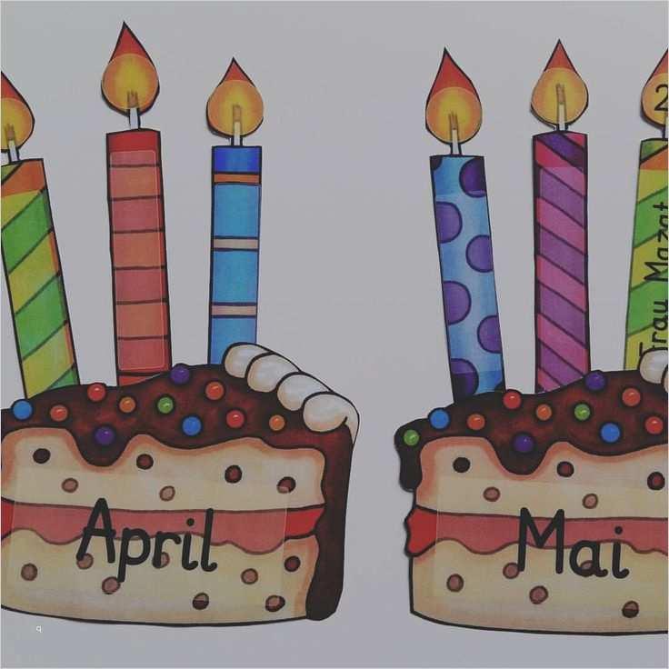 Malvorlage Geburtstagskalender Coloring And Malvorlagan