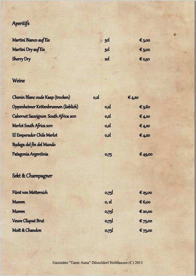 Getränkekarte Vorlage Pdf Genial 14 Ränkekarte Vorlage