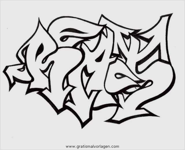 Graffiti Font Templates Sweet Love Graffiti 15