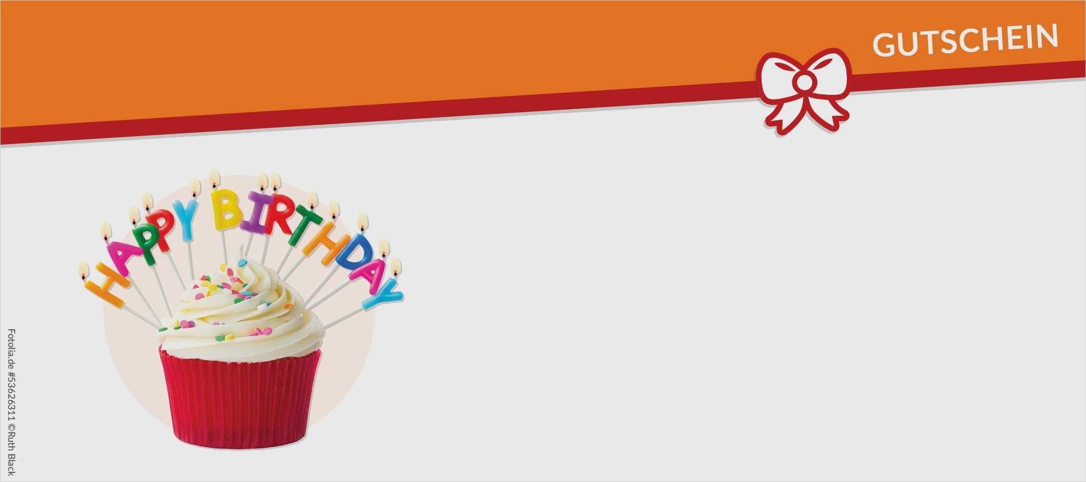 Gutschein Geburtstag Kostenlos Ausdrucken