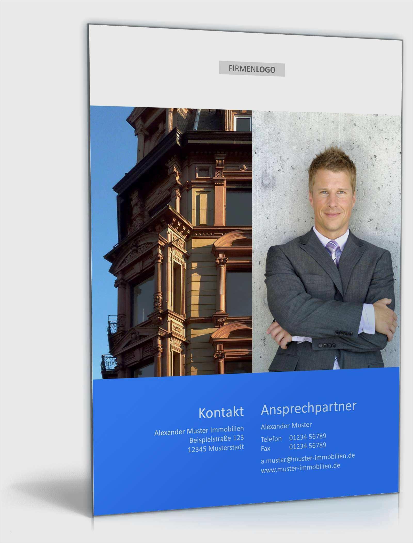 Powerpoint Vorlage Immobilien Expose Vorlage Zum Download 4