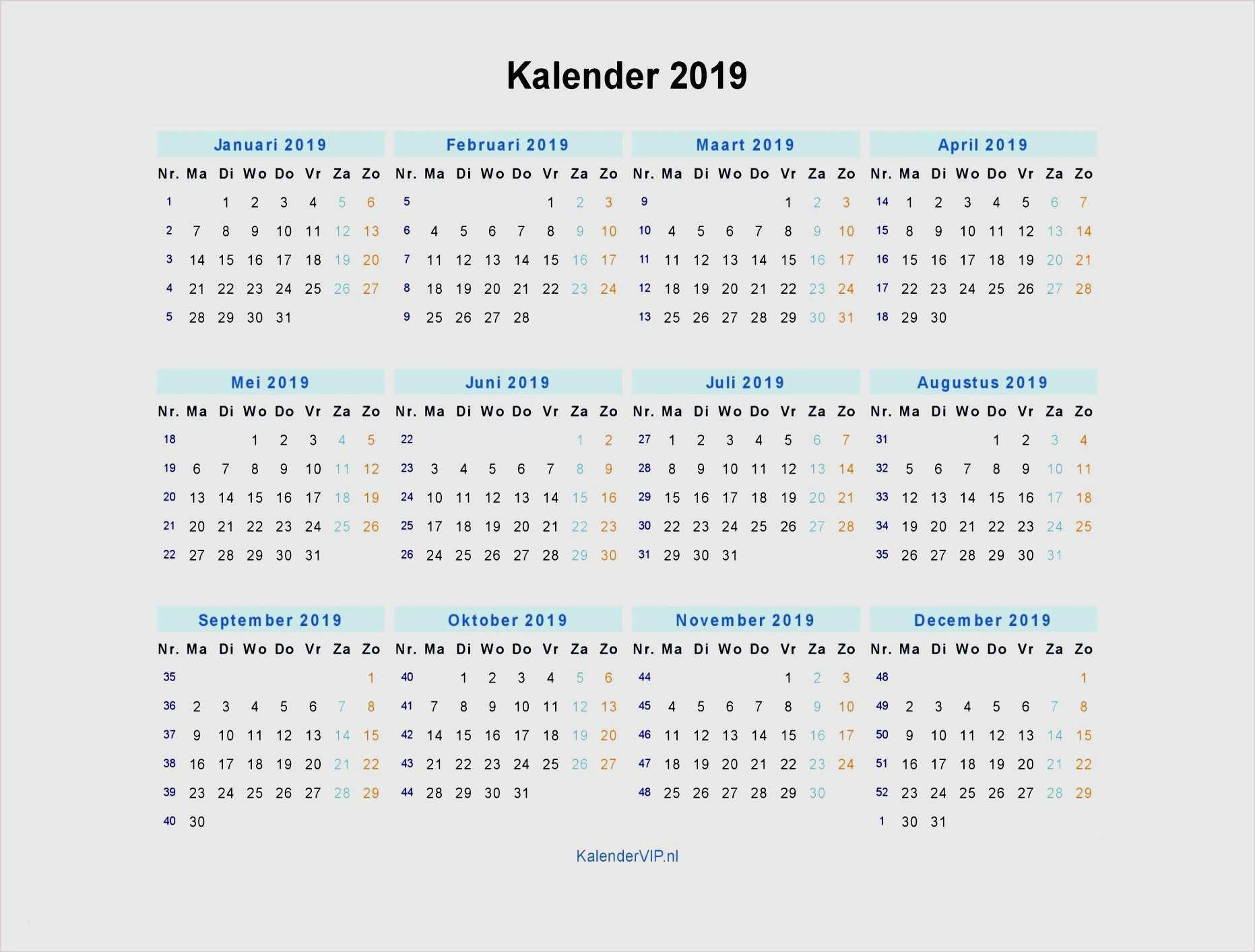 Indesign Vorlage Kalender 2018 Angenehm 6 Excel Calendar ...