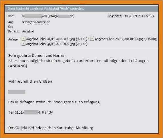 Email krankmeldung schicken per Krankmeldung per