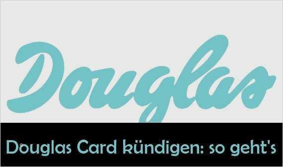 Kostet Die Douglas Card Etwas