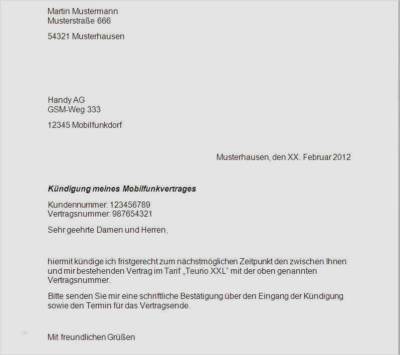 Fitnessstudio Kundigung Vorlage Download Chip