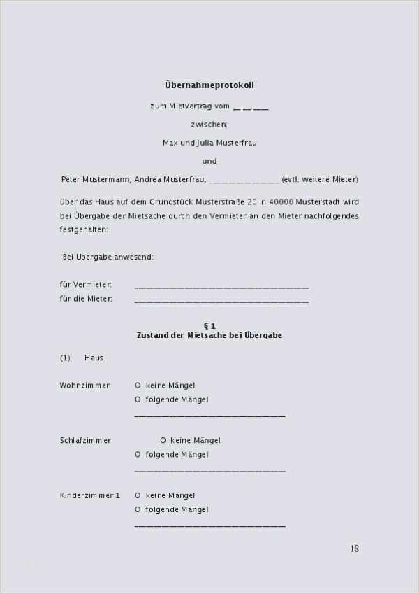Mietvertrag Kundigung Vorlage Mieter Vorlagen 2
