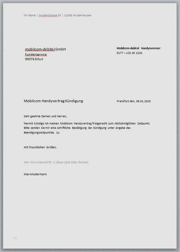 Mobilcom Debitel Fax