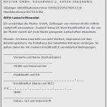 Kündigung Sepa Lastschriftmandat Vorlage Erstaunlich Zahlungsverkehr
