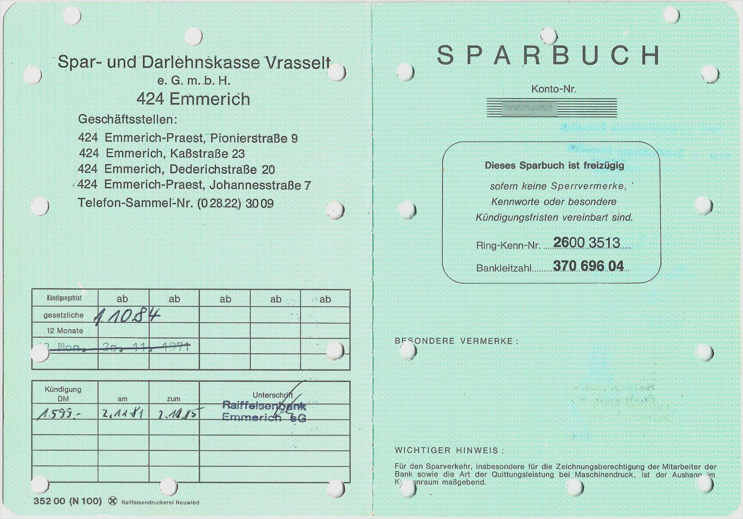 Spasssparbuch Material Pdf Kostenfreier Download 14 1