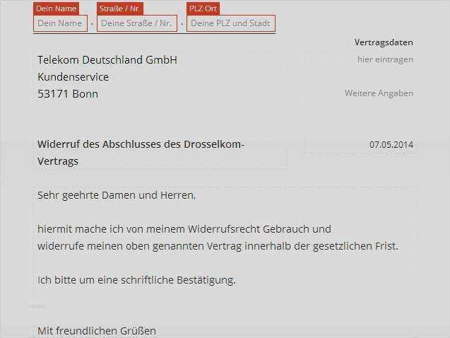 Kündigung Telekom Vorlage Pdf Luxus Telekom Kündigung Fax