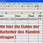 Leistungsverzeichnis Vorlage Word Beste Leistungsverzeichnis Reinigung Excel