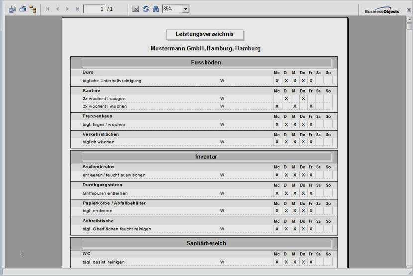 Leistungsverzeichnis Erstellen In Eigenregie So Gehts 14