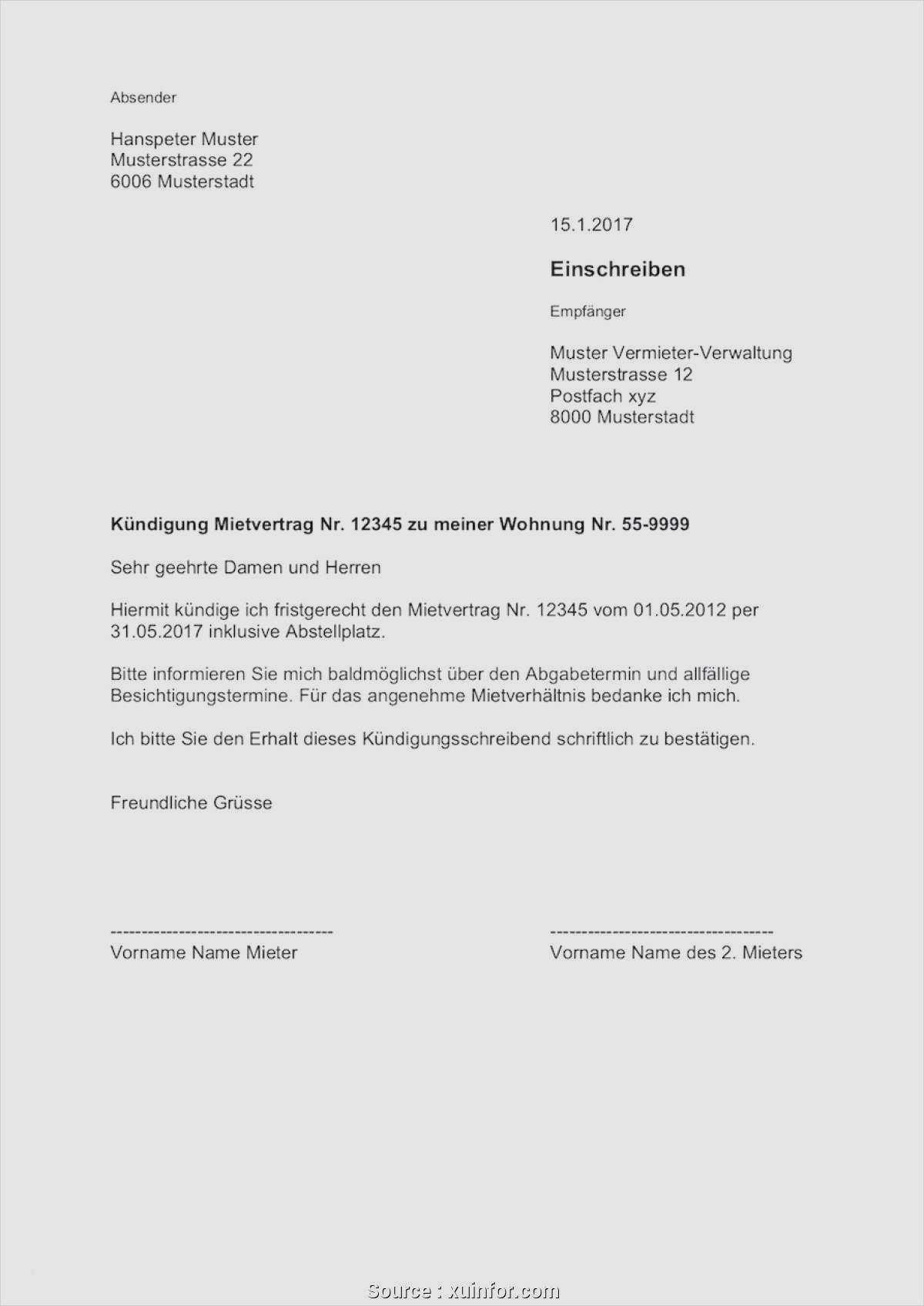 Mcfit Kundigung Vorlage Download Chip 14