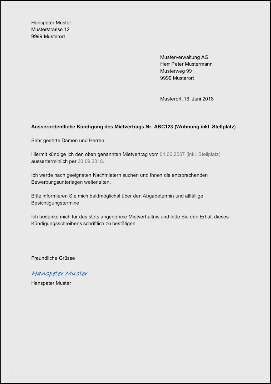 Muster widerruf kündigung mietvertrag Mietvertrag Kündigung
