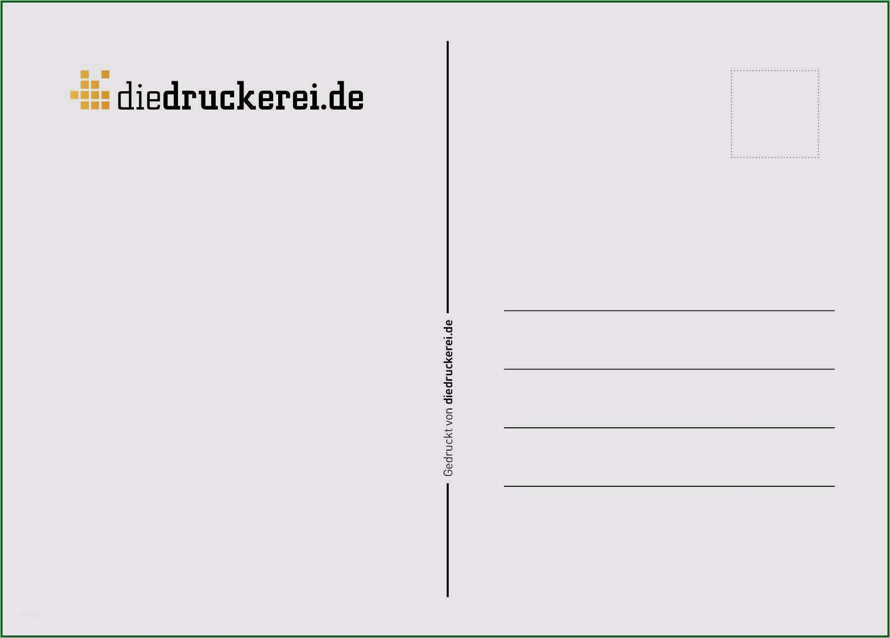 Postkarten Formate Genaue Grossen Perfekte 15
