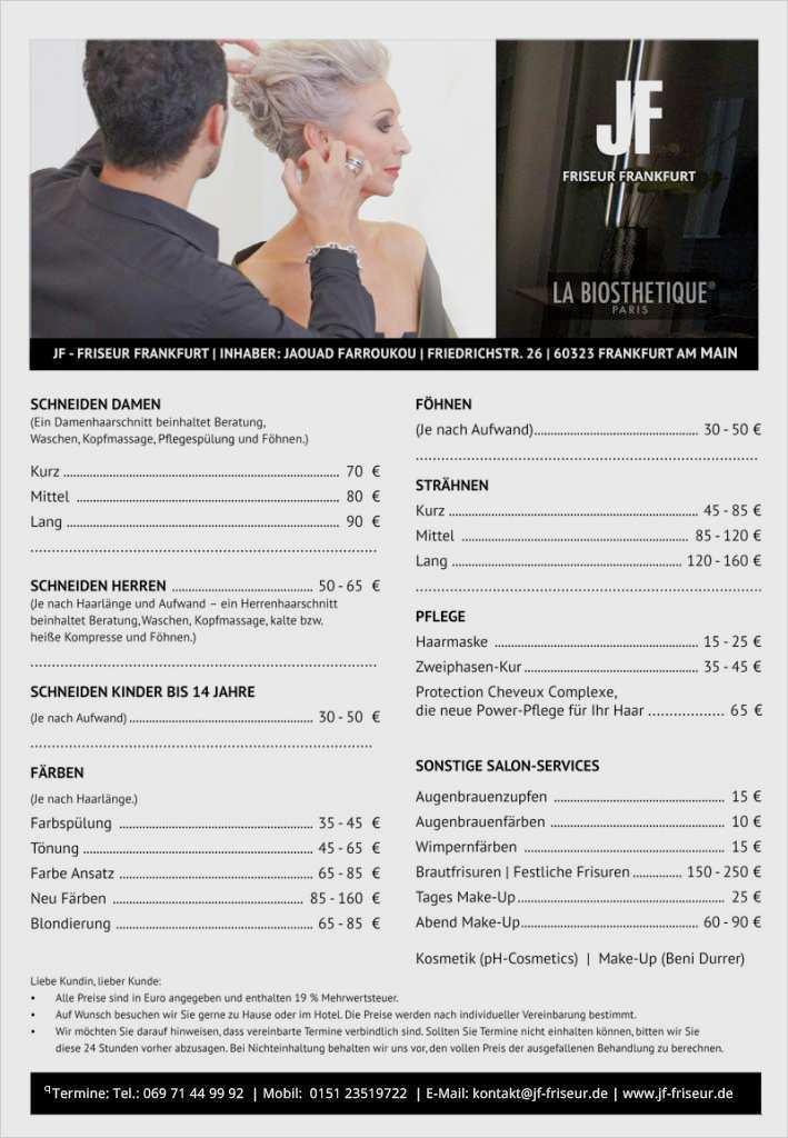Preise Lepschi Amp Lepschi Hairdressing Ihr