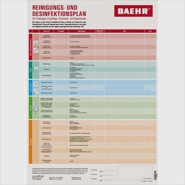 Hygieneplan Und Desinfektionsplan Fur Bestatter