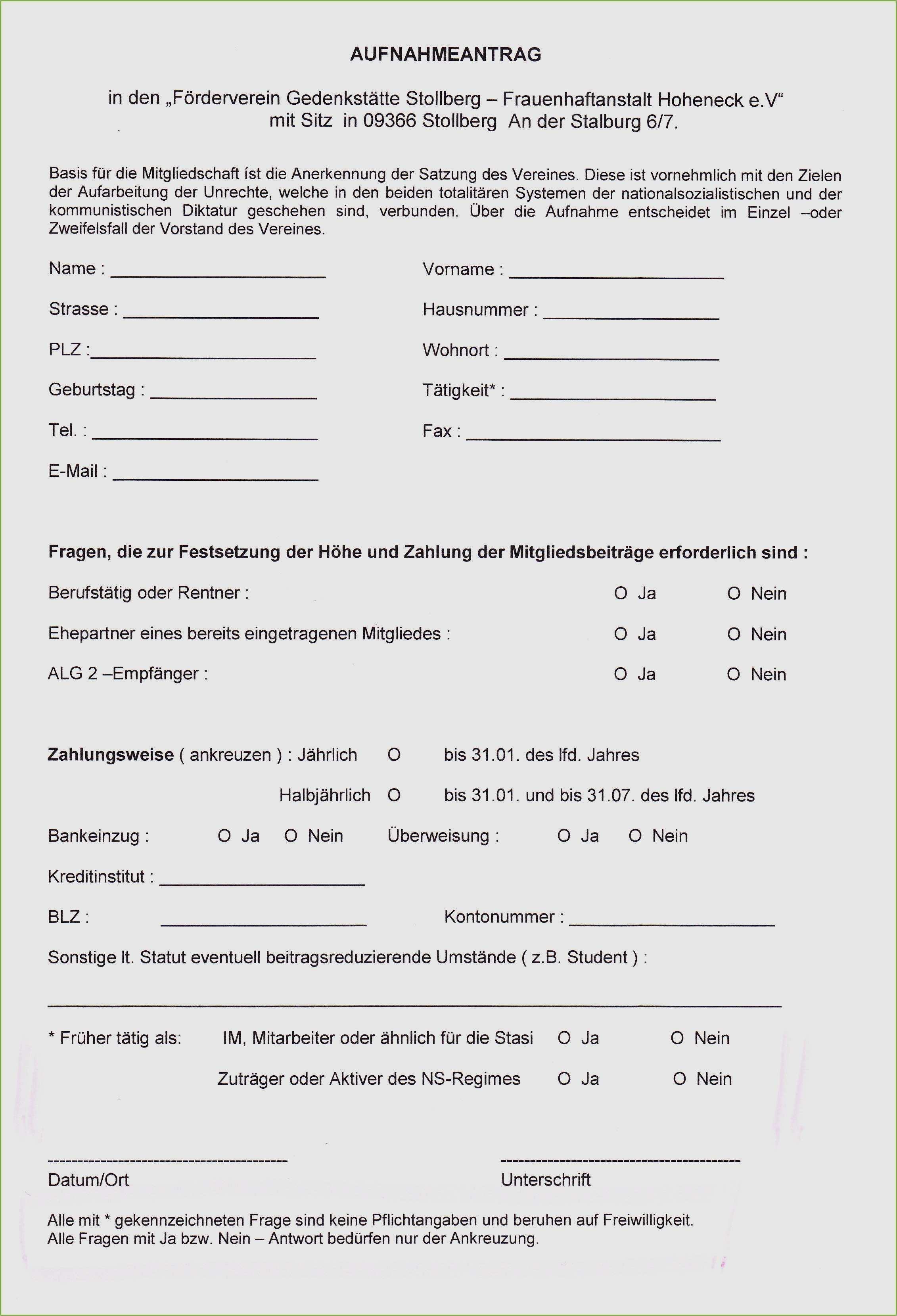 Vorlage Spendenbescheinigung 6