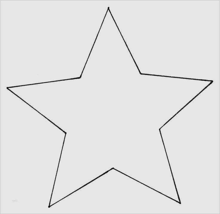 Stern Zum Ausschneiden