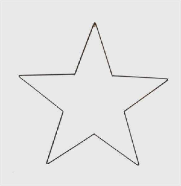 20 elegant stern vorlage groß jene können anpassen in