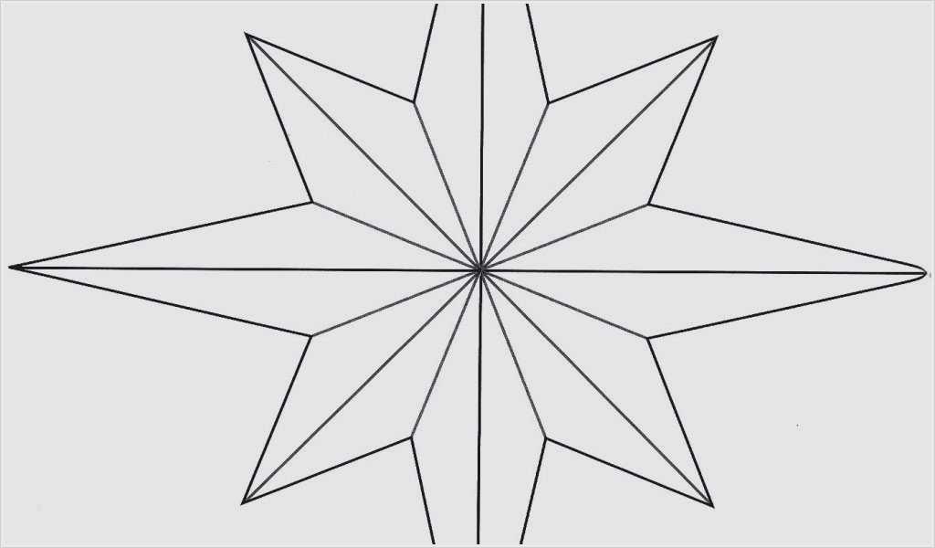 stern vorlage pdf erstaunlich stern vorlage pdf stern