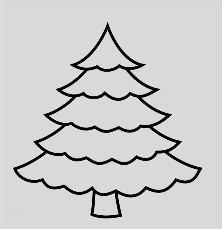 malvorlagen tannenbaum xxl  malbild