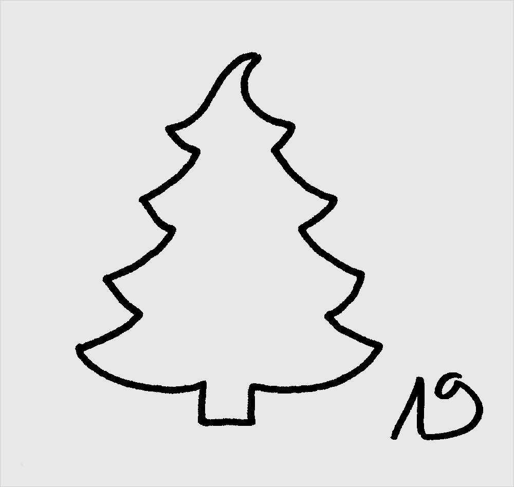 Christmas Tree Template To Print Weihnachten