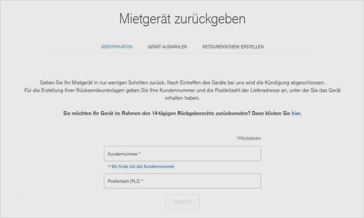 Www.Telekom.De/Mietgeraet-Zurücksenden