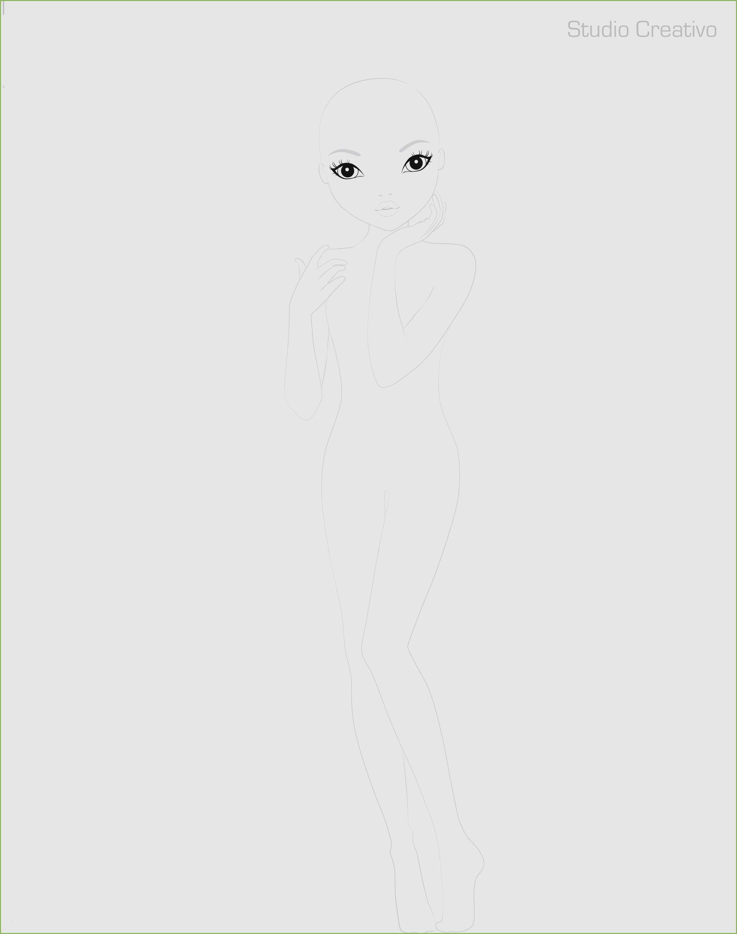 topmodel ausmalbilder meerjungfrau