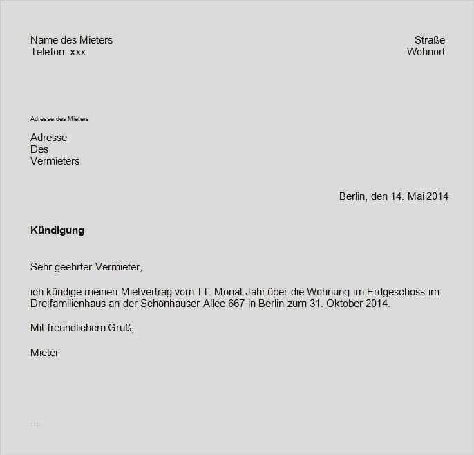 Unitymedia Kundigungsschreiben Vorlagen Zum Download 12